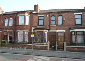 Thumbnail 3 bed terraced house to rent in 154 Darlington Street East, Wigan, Lancashire