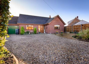 Thumbnail 3 bed detached bungalow for sale in Orchard Close, Forncett Saint Peter