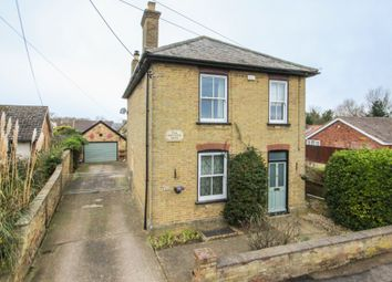 Thumbnail 3 bed detached house for sale in Collins Hill, Fordham, Ely