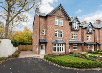 Thumbnail 4 bed semi-detached house for sale in Village Mews, Shirleys Drive, Prestbury, Macclesfield