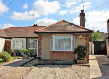 Thumbnail 3 bedroom semi-detached bungalow for sale in Keith Way, Southend-On-Sea