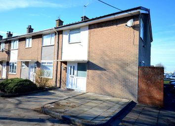 Thumbnail 2 bed terraced house for sale in Brandon, Widnes