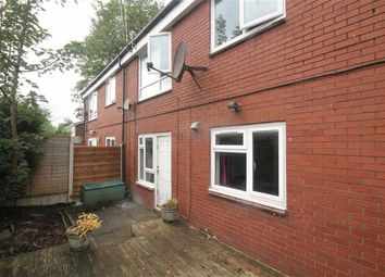Thumbnail 2 bed maisonette to rent in Mobberley Close, Burnage, Manchester