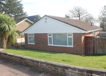 Thumbnail 3 bed detached bungalow for sale in Firsdown Road, High Salvington