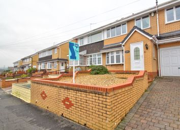 Thumbnail 4 bed semi-detached house for sale in Debenham Crescent, Stoke-On-Trent
