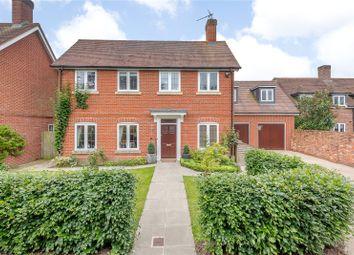 Burlingham Grange, North Warnborough, Hook, Hampshire RG29. 4 bed detached house