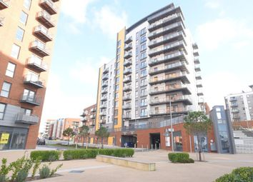 Thumbnail 1 bed flat to rent in Keppel Rise Centenary Plaza, Southampton