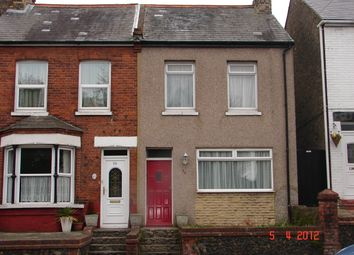 Thumbnail 3 bed terraced house to rent in Tivoli Road, Margate