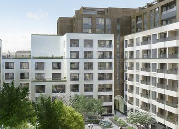 Thumbnail 3 bed flat for sale in Rathbone Square, 33 Gresse St