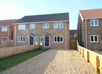 Thumbnail 3 bedroom semi-detached house for sale in Magnolia Drive, King's Lynn