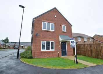 Thumbnail 3 bedroom detached house for sale in Elder Drive, Fenham, Newcastle Upon Tyne