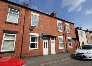 Thumbnail 2 bed terraced house to rent in Wellington Street, Burton-On-Trent