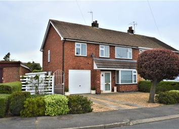 Thumbnail 4 bed semi-detached house for sale in Brooke Avenue, Stamford