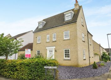 Thumbnail 6 bed link-detached house for sale in Stour Green, Ely