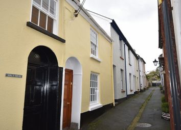Thumbnail 2 bed terraced house to rent in One End Street, Appledore, Bideford