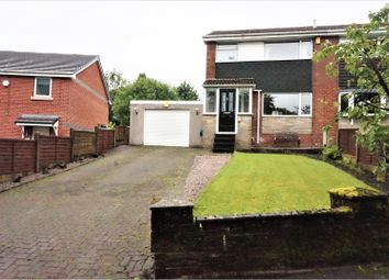 Thumbnail 3 bed semi-detached house for sale in Spring Vale Garden Village, Darwen