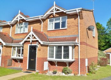 Thumbnail 2 bedroom terraced house for sale in Foxwood Drive, Wrexham