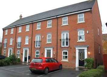 Thumbnail 3 bed town house to rent in Pitchcombe Close, Redditch