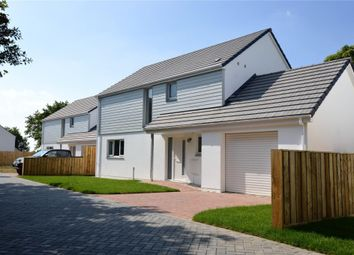 Thumbnail 4 bed detached house for sale in Elm Grove, Connor Downs, Hayle, Cornwall