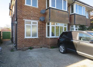 Thumbnail 2 bedroom flat to rent in Brookwood Road, Southampton