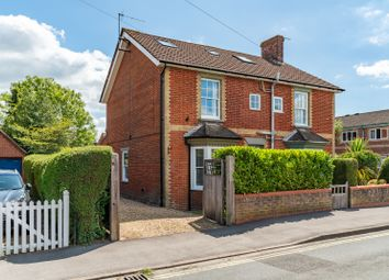 Thumbnail 3 bed semi-detached house for sale in Newtown Road, Warsash