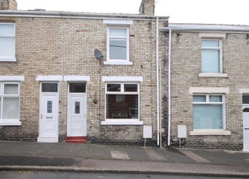 Thumbnail 2 bed terraced house for sale in Temperance Terrace, Ushaw Moor, County Durham