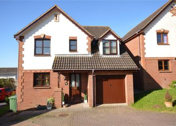 Thumbnail 4 bed detached house for sale in Highgrove Park, Teignmouth, Devon