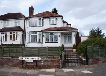 Thumbnail 3 bed detached house for sale in Northolt Grove, Great Barr, Birmingham