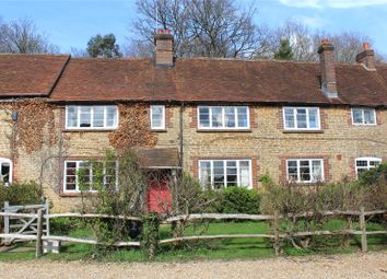 Thumbnail 3 bed terraced house to rent in Home Farm Cottages, Peper Harow, Godalming, Surrey
