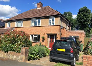Thumbnail 2 bed semi-detached house to rent in Reynards Way, St Albans