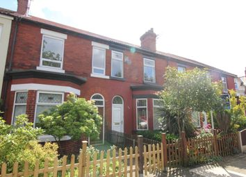Thumbnail 3 bed terraced house for sale in Crosby Road, Salford