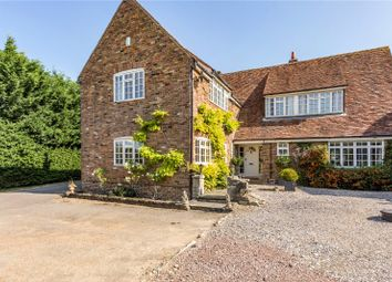 Thumbnail 5 bedroom detached house for sale in Wotton End, Ludgershall, Buckinghamshire