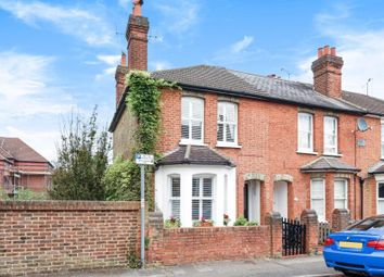 Thumbnail 3 bed end terrace house to rent in Testard Road, Guildford