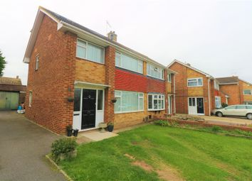 Thumbnail 5 bed semi-detached house for sale in Frobisher Way, Gravesend