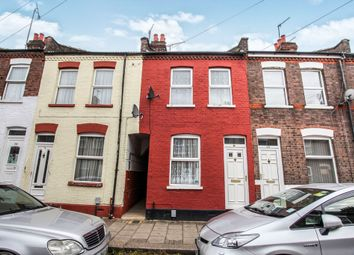 Thumbnail 3 bed terraced house for sale in Highbury Road, Luton