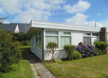 Thumbnail 2 bed mobile/park home for sale in 3 The Woodlands, Cuffern, Roch, Nr Haverfordwest, Pembrokeshire