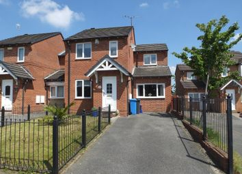 Thumbnail 3 bed detached house for sale in Jordanthorpe Green, Jordanthorpe, Sheffield