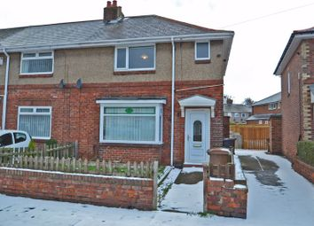 Thumbnail 3 bed terraced house for sale in The Quadrant, North Shields