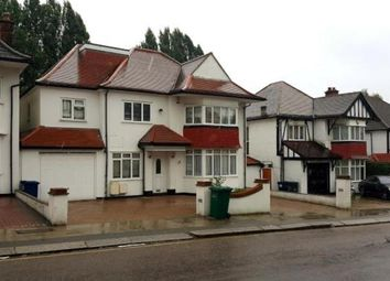 Thumbnail 7 bed detached house to rent in Allington Road, Hendon