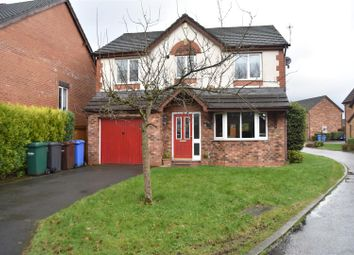 Thumbnail 4 bed detached house for sale in Mimosa Close, Euxton, Chorley