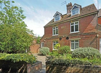 Thumbnail 2 bed semi-detached house to rent in Paternoster Row, Winchester