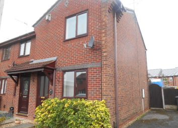 Thumbnail 2 bed semi-detached house to rent in Michelle Close, Stenson Fields, Derby