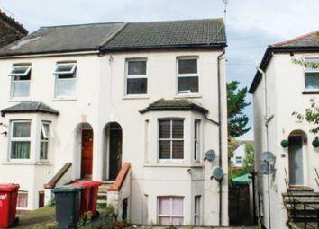 Thumbnail 2 bed maisonette for sale in Stoke Road, Slough, Berkshire
