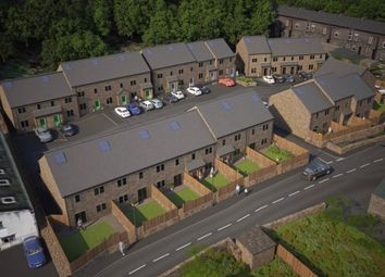 Thumbnail 3 bed town house for sale in Clough Mill, Rochdale Road, Todmorden