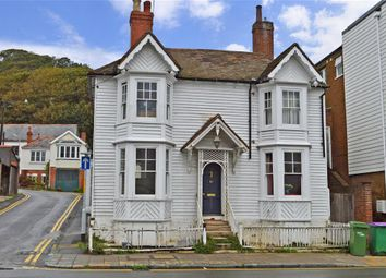 Thumbnail 3 bed semi-detached house for sale in Sandgate High Street, Sandgate, Folkestone, Kent