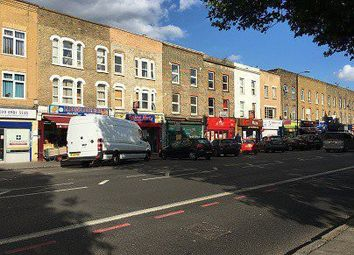 Thumbnail 4 bed flat to rent in Burdett Road, Mile End, London