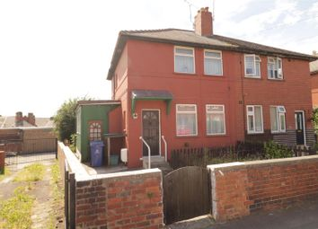 Thumbnail 2 bed semi-detached house for sale in Simpson Place, Mexborough