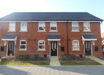 Thumbnail 2 bed terraced house to rent in Sackville Gardens, Barnham, Bognor Regis