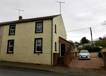 Thumbnail 3 bed end terrace house for sale in Oakleigh, Ellenborough, Maryport, Cumbria