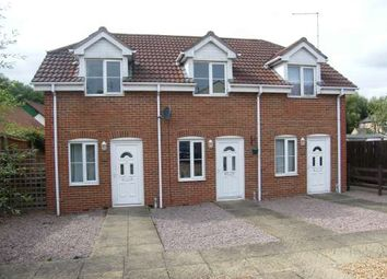Thumbnail 1 bed terraced house to rent in South Street, Stanground